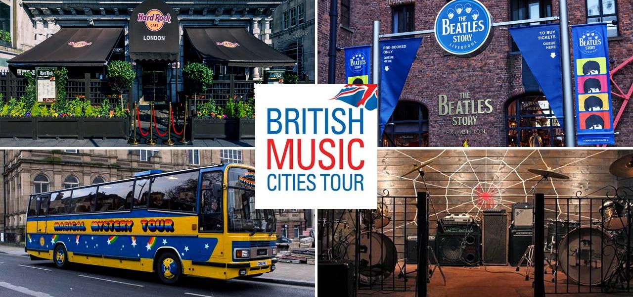 British Music Tours